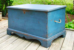 the Blanket Tool Chest